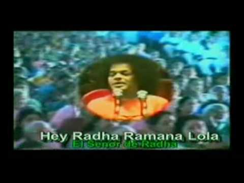 SAI BABA BHAJANS- 8 - GOVINDA HARE GOPALA HARE.