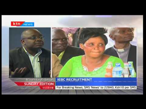 Sunday Edition with Ben Kitili: Analyzing the recruitment of new IEBC commissioners, 27/11/16 Part 3