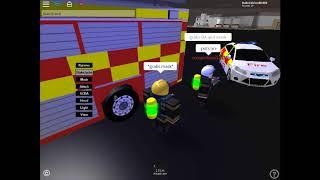 West Midlands Fire Service ROBLOX| Trailer