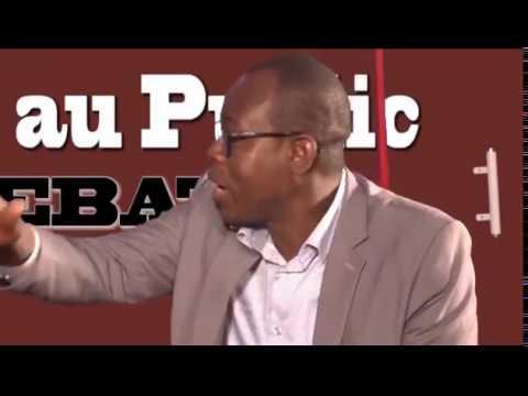 FACE AU PUBLIC SUR ENERGIE TV (1ère partie du 16 Mai 2017 ).