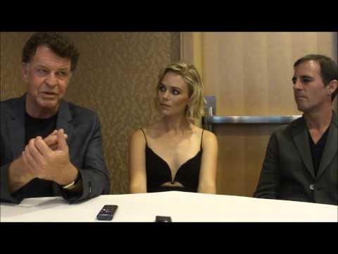 Sleepy Hollow Interview: John Noble, Katia Winter and Executive Producer Roberto Orci on Season 2