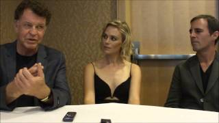 Sleepy Hollow Interview: John Noble, Katia Winter and Executive Producer Roberto Orci on Season 2 Thumbnail