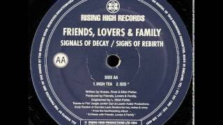 Friends, Lovers & Family - Isis (B2)