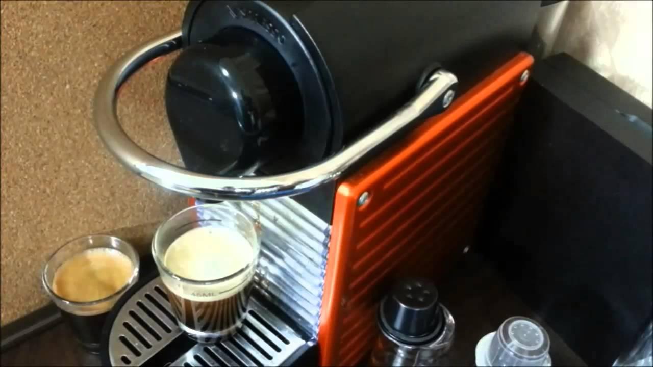 nespresso pixie using emohome mycoffeestar necap also including tmt and fortaleza capsules. Black Bedroom Furniture Sets. Home Design Ideas