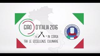 GIRO D'ITALIA 2016 - In corsa tra le eccellenze culinarie 3° Tappa Giro - Lazio