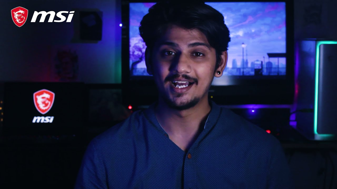 Journey of a Rising Star, an MSI Family Member - Stand Out with Pros | MSI India