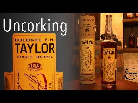 Uncorking EH Taylor Single Barrel (Plus 2015 v 2016 Flight Fight)