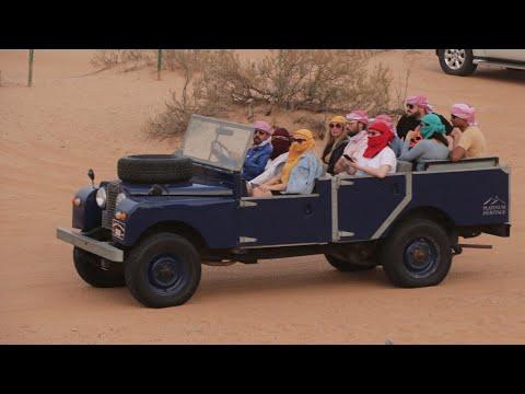 Dubai January 2020 Desert Safari