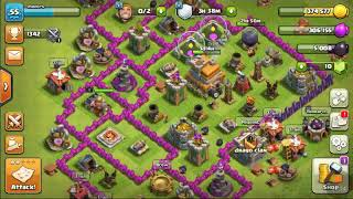 My first clash of clans video So enjoy