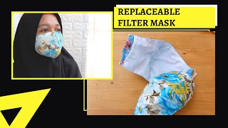 Lagi banyak virus, dan masker susah didapat ?? tonton video cara membuat anda sendiri ini [diy face mask], ada kantong lapisannya yang bisa dilapisi d...