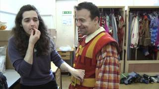 Behind the Scenes: Dick Whittington with Dame Edna - New Wimbledon Theatre, 2011 - Part 2
