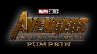 Thanos infinity War pumpkin