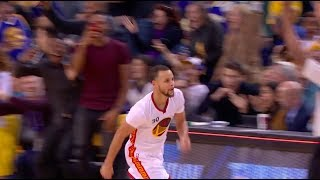 Steph Curry - Shot Fake and Fly By