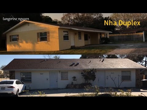 Di coi nha duplex o My - house for sale in Florida
