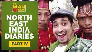 The MAD NoMAD Ep# 005 Chilling in Nagaland! Hornbill Festival