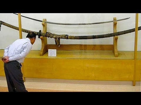 15 Most Legendary Swords That Actually Exists