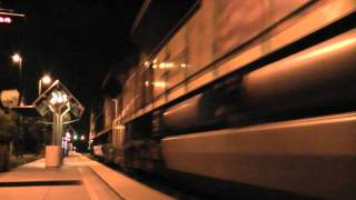 HD 1080p- A Lot of Action of Union Pacific, Amtrak, K5la, K5lla Horns, & More in July 2011 Part 1.