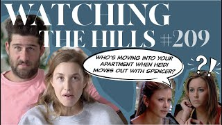 Reacting to 'THE HILLS' | S2E9 | Whitney Port