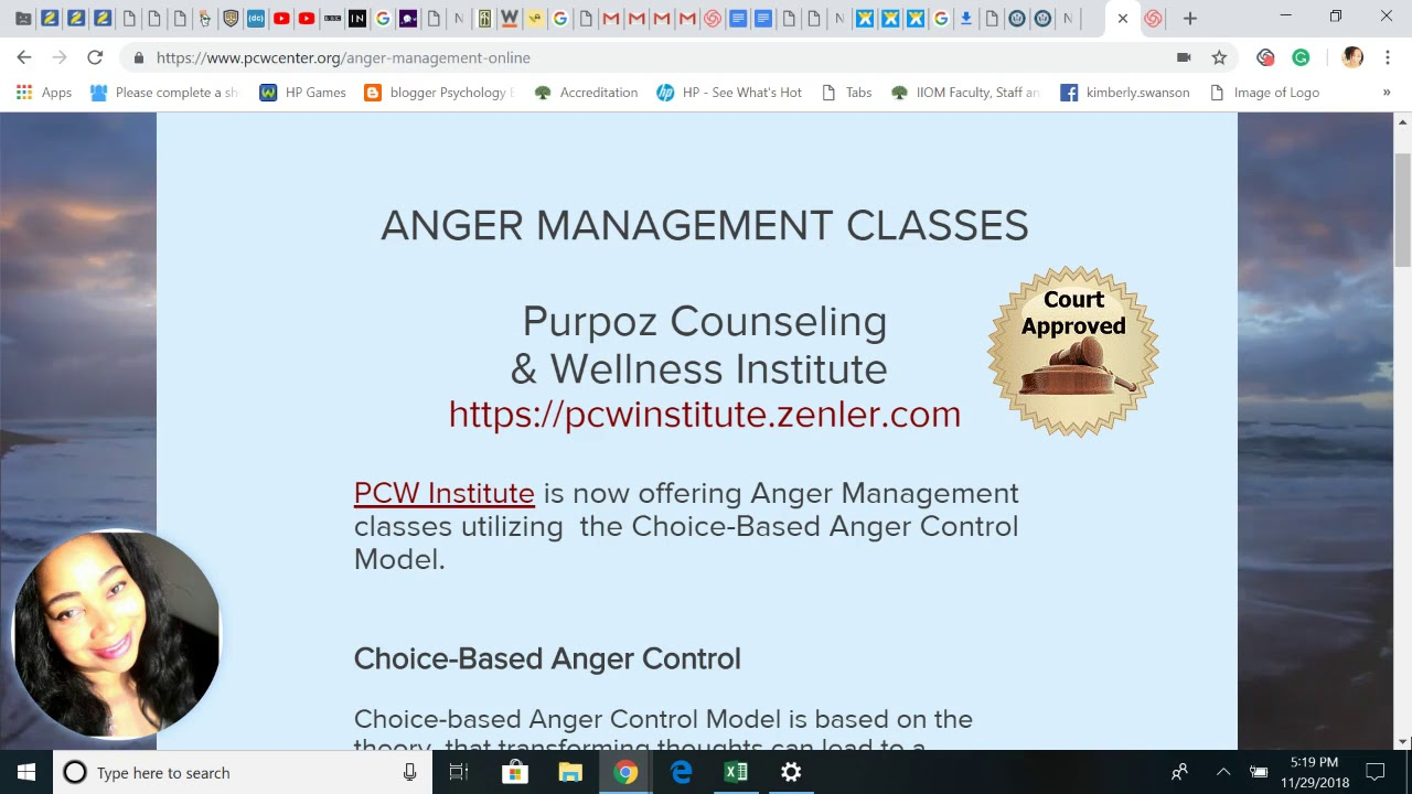 online anger management course (promo video) youtubeonline anger management course (promo video)