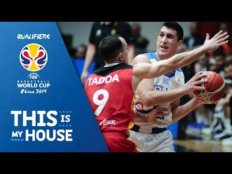Greece v Germany – Highlights – FIBA Basketball World Cup 2019 – European Qualifiers
