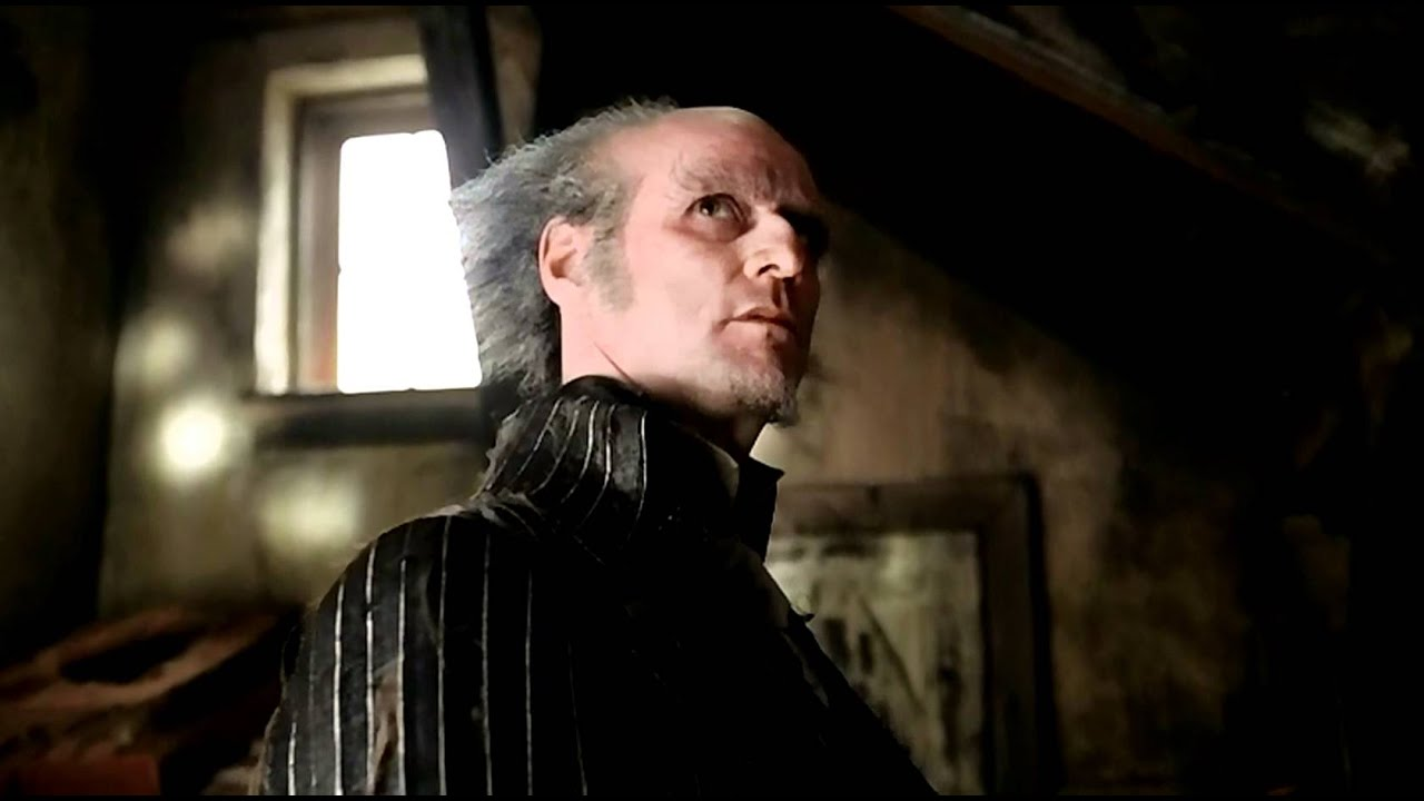 Count Olaf - The tower... Jim Carrey Now