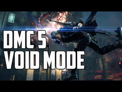Devil May Cry 5 Void Mode Analysis thumbnail