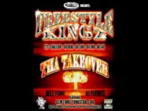 Freestyle Kingz: Tha Takeover Yungstar, Chalie Boy and Sir Coop Freestyle Break Ya Neck Beat
