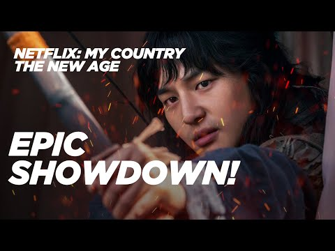 MY COUNTRY Episode 3 and 4 REACTION | Netflix Korean Drama
