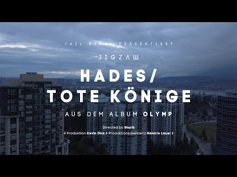 JIGZAW - HADES /TOTE KÖNIGE (OFFICIAL VIDEO)
