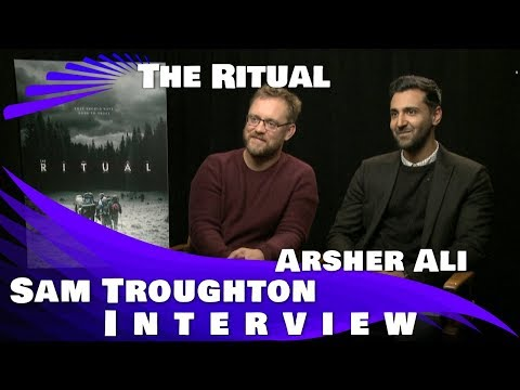 SAM TROUGHTON & ARSHER ALI   THE RITUAL
