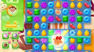 Candy Crush Jelly Saga Level 408  3* No Boosters