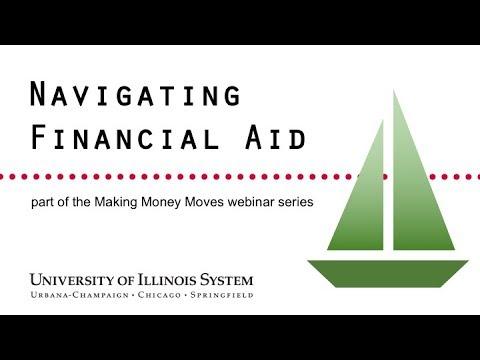 Navigating Financial Aid #MakingMoneyMoves Webinar