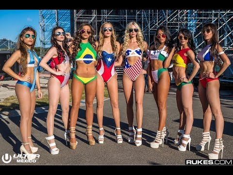 Ultra Angels | ULTRA MUSIC FESTIVAL Rehersals (Day 1)