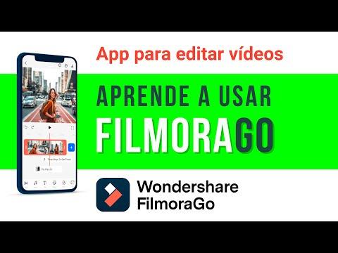 🍏 Editar video con FILMORAGO 🍎 FilmoraGo Tutorial Completo