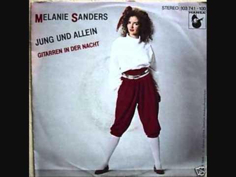 Melanie Sanders - Jung und Allein ' 81.wmv