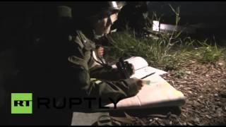 وفد عسكري مصري يتابع التدريبات في منطقة الأورال الروسية