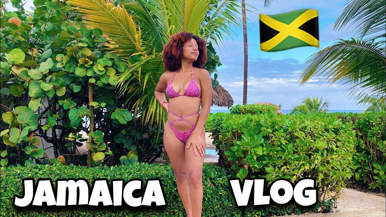 LUXURY JAMAICA TRAVEL VLOG   I was Feeling Niceee
