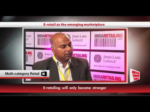 E-retailing - the emerging market place - Part 1
