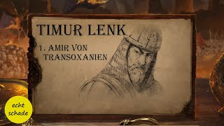 AoE2:DE - Timur Lenk Kampagne 1. Amir von Transoxanien [Deutsch/German][1440p]