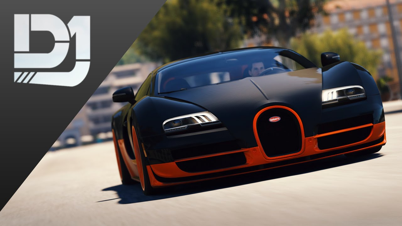 forza horizon 2 second bucket list 14 bugatti veyron ss youtube. Black Bedroom Furniture Sets. Home Design Ideas