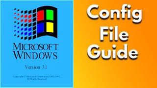 How to Edit INI Files - an INI File Tutorial