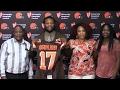 watch he video of Larry Ogunjobi's inspiring journey to Cleveland Browns
