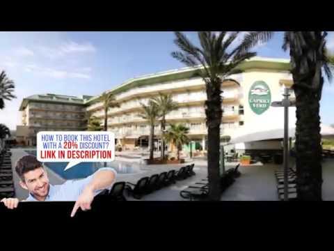 [ 三星级酒店  ] Hotel Caprici Verd, Santa Susana, Spain