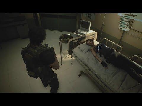 Прохождение Resident Evil 3 - Больница. Найти вакцину для Джилл #10