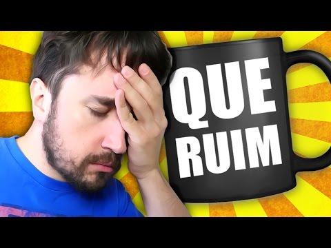 Veja o video – SÓ AS PIORES! – Hora de Por Café (Parte 03)