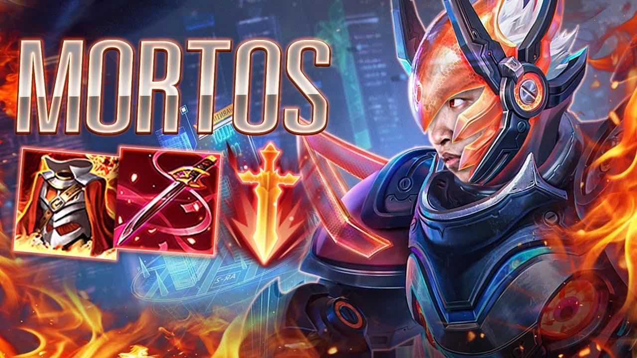 ROV:Mortos แนะนำการเล่น เล่นยังไงให้โหด!