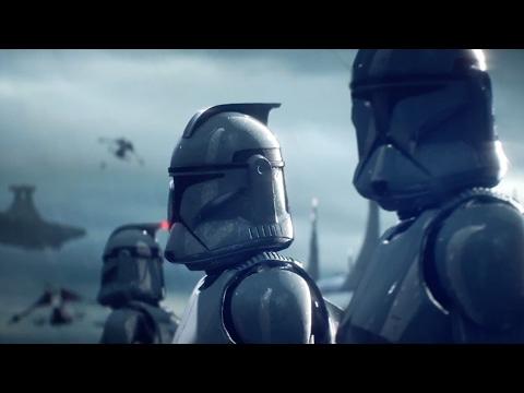 Star Wars Battlefront 2 World Premiere Multiplayer Trailer - E3 2017