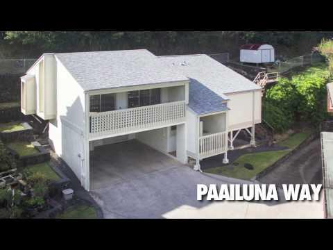 Paailuna Way - Pearl City, Hawaii