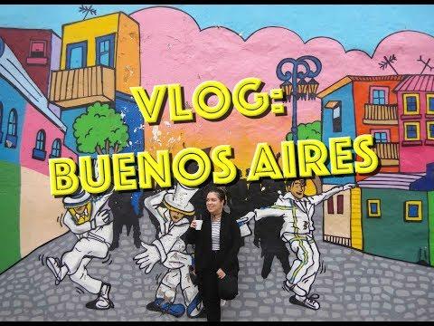Vlog: Partiu Buenos Aires #1 - Life as Daphne