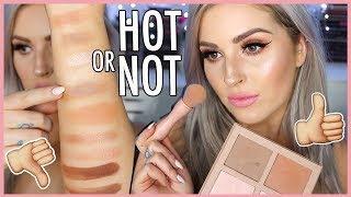 First Impression Review 🔥 Kkw Beauty Powder Contour Kits & Swatches!